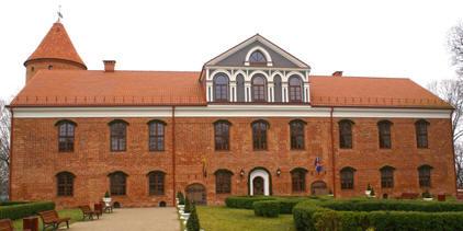 Raudondvaris Manor in 2015